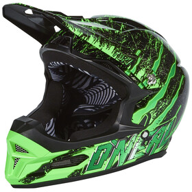 ONeal Fury RL Helmet Crawler-black/green